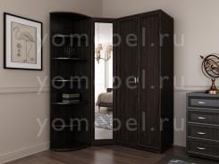 Мебельная стенка в спальню М-Сервис-1