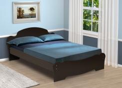 Кровать универсальная с низкой ножной спинкой 1600