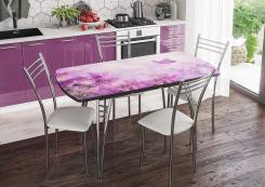 Обеденная группа (раздвижной стол и стулья)