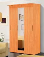 Шкаф-купе 3-х дверный с релингами / с зеркалом 1500