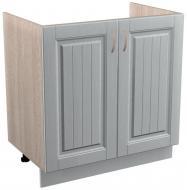 Стол кухонный под мойку 2-х дверный СТР 800 М