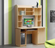 Стол компьютерный с надстройкой-2