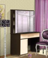 Стол туалетный  с зеркалом/трельяж Людмила–3