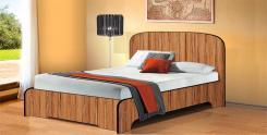 Кровать усиленная двухспальная 1400 мм