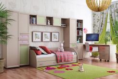 Набор детской мебели Радуга (комплектация 1)