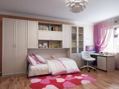 Набор детской мебели Радуга (комплектация 2)