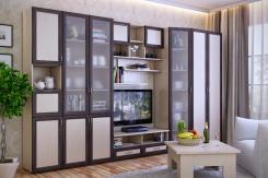 Мебельная стенка для гостиной Береста - 3