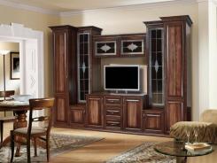 Мебельная стенка в гостиную Азалия - 3