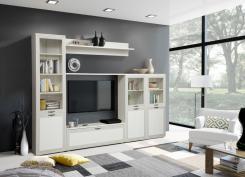 Мебельная стенка в гостиную Комо-1