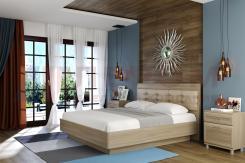 Кровать с подъёмным механизмом 1800 Карина КР-1854