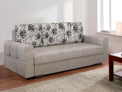 Диван-кровать Лира Комфорт с боковинами 1400 (еврокнижка)