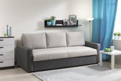 Диван - кровать Лира с боковинами 1400 (еврокнижка)