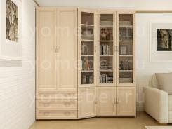 Мебельная стенка для гостиной М-Сервис 5