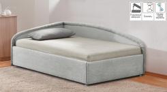Кровать с подъёмным механизмом угловая 1500