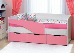 Кровать с ящиками «Софа-4» от набора мебели «Алиса-2»