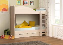 Кровать детская 2-х ярусная Юность-3
