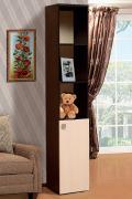Офисный шкаф-пенал с дверью «Тандем» Т/ШП1-350
