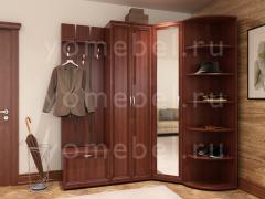 Мебельная стенка в прихожую М-Сервис-2