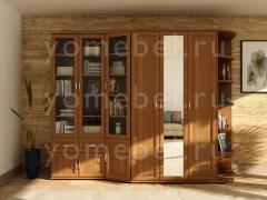 Мебельная стенка  для гостиной М-Сервис 6