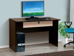 Стол письменный-05 с малым ящиком «Тандем» для офиса
