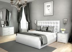 Кровать двуспальная «Аврора»