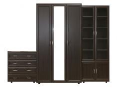 Мебельная стенка для гостиной М-Сервис 7