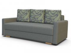 Диван-кровать «Лира» с боковинами 1400 (еврокнижка)