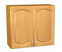 Шкаф навесной двухдверный сушилка для кухни П 10
