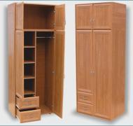 Распашной шкаф 042