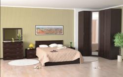 Спальня секционная Береста 1