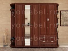 Мебельная стенка для гостиной М-Сервис 4