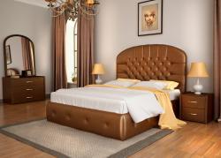 Кровать двуспальная «Венеция»