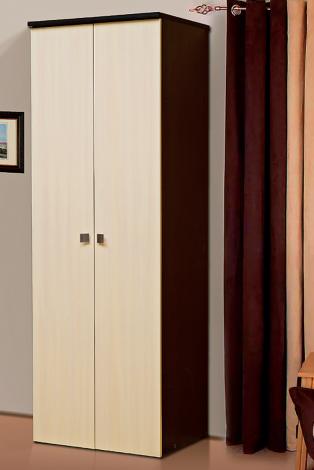 Распашной шкаф 2-х дверный платяной «Тандем» Т/ШП2-700 - фото №1
