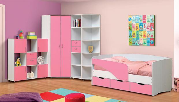 Набор детской мебели «Алиса-2» №2 - фото №1
