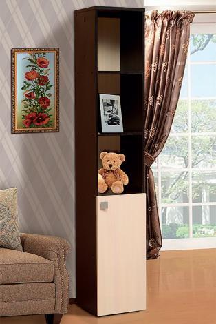 Шкаф - пенал с дверью Тандем - фото №1