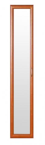 Зеркальная дверь 137 (к шкафам № 105, 145 и 146) - фото №1