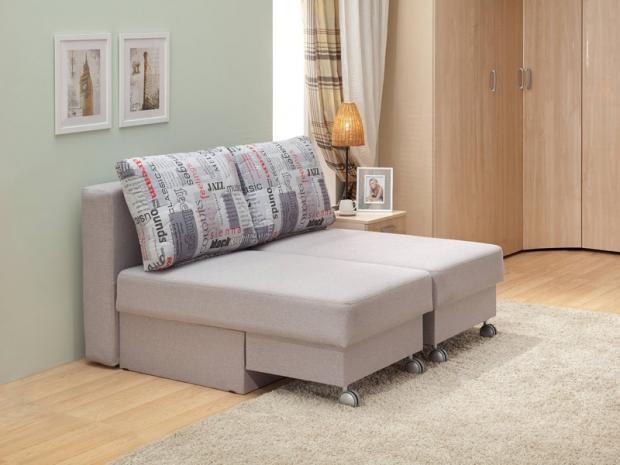 Диван-кровать Лира трансформер 1400 - фото №2