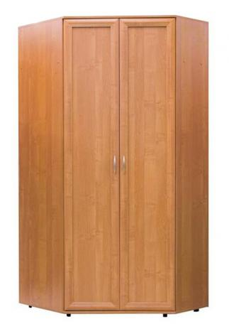 Шкаф угловой 2-дверный универсальный № 145 - фото №1