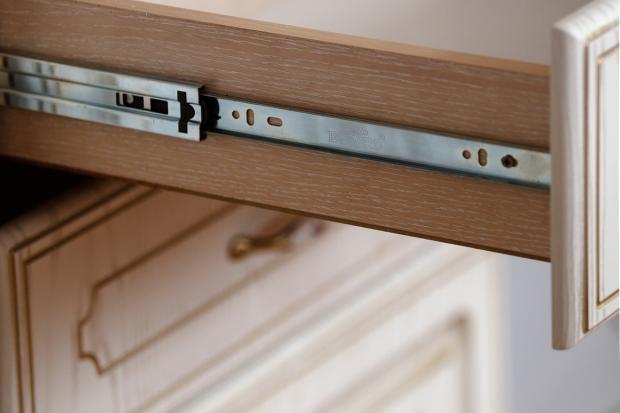 Стол кухонный с 2 ящиками Анжелика СТР 600/2 - фото №3