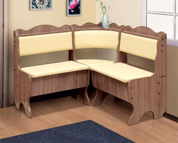 Угловой диван-1 от набора «Уют» - фото №1
