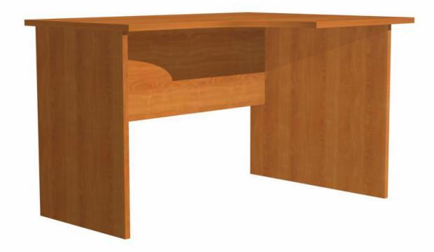 Стол письменный с крылом 16.01Ф - фото №1