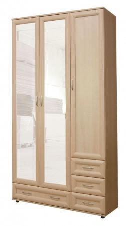 Шкаф - прихожая Универсал с выдвижной штангой № 161 - фото №1