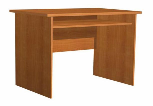 Стол компьютерный для офиса 16.19Ф - фото №1