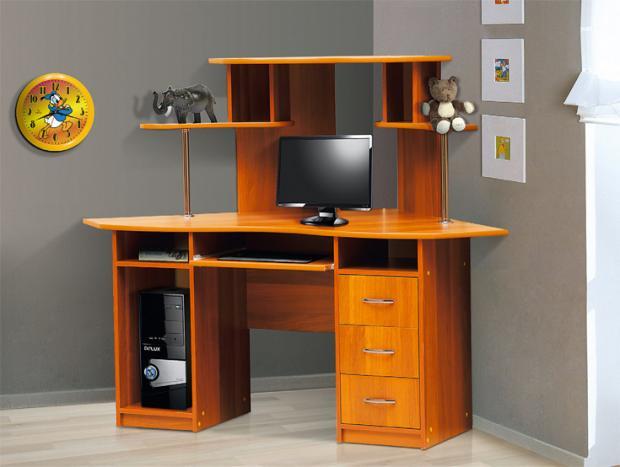 Стол компьютерный  угловой - 1 - фото №2