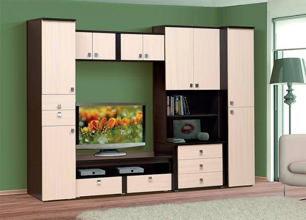 Набор мебели для гостиной Тандем №2 - фото №1