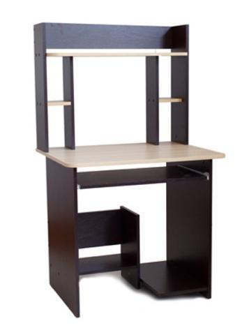 Стол компьютерный с надстройкой СК-5 - фото №1