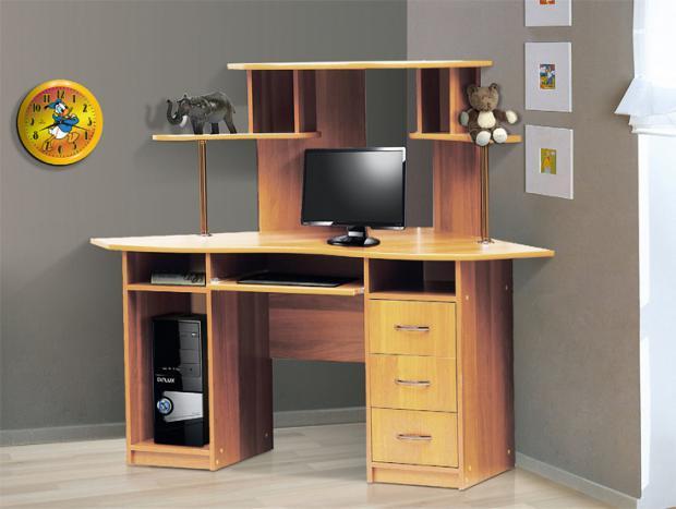 Стол компьютерный  угловой - 1 - фото №5