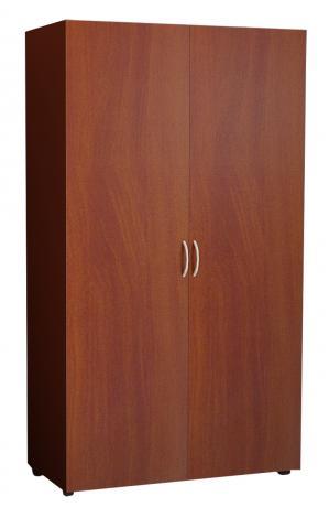 Шкаф для офиса двухдверный 4.11Ф - фото №3