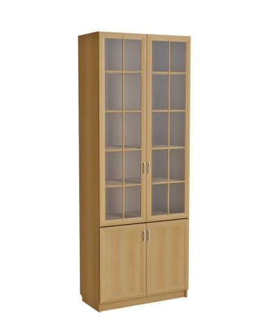Шкаф для книг С 406 M - фото №2