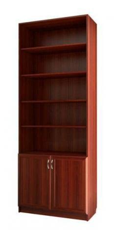 Шкаф для книг С407М - фото №1